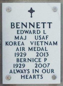 Bernice P Bennett