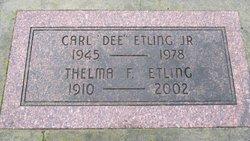 Carl Dee Etling, Jr