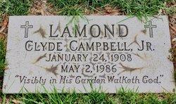 Clyde Campbell Lamond, Jr