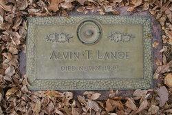 Alvin Theodore Lange