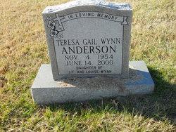 Teresa Gail <i>Wynn</i> Anderson