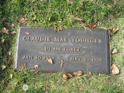 Claudie Marie Younger