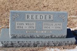Stella June <i>Tuggle</i> Reeder