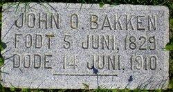 Johannes Olson John Bakken