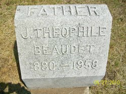 Joseph Theophile Beaudet
