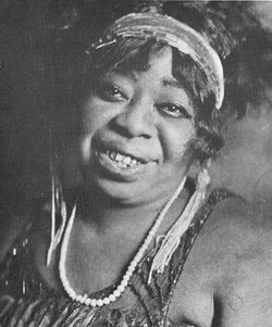 Gertrude Ma Rainey
