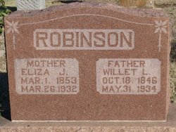 Willet Loyd Robinson