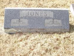 Wilma Inez <i>Burris</i> Jones