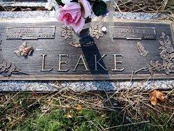 John Earl Leake