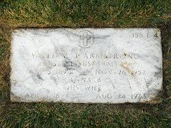Anna B Armstrong