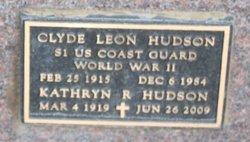 Clyde Leon Hudson