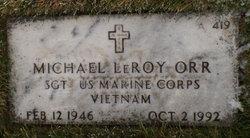 Michael Leroy Orr