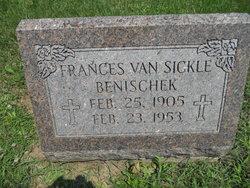 Frances <i>Van Sickle</i> Benischek