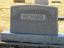 Susanna Melissa Lissa <i>Hamilton</i> Richard