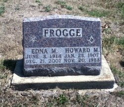 Edna <i>Hagethorn</i> Frogge