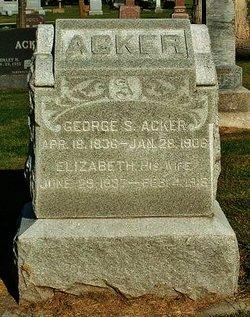 Elizabeth <i>Geist</i> Acker