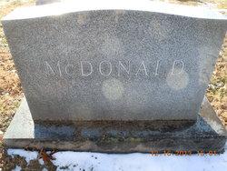 Mary <i>McDonald</i> Howard