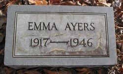 Frances Emily Emma Ayers