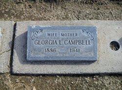 Georgia Leota <i>Johnston</i> Campbell