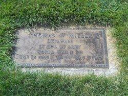 Thomas Woodnutt Miller