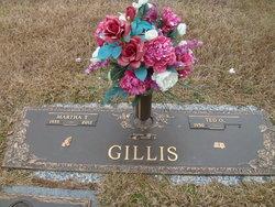 Martha Ann <i>Tyson</i> Gillis
