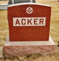 Jacob Franklin Acker