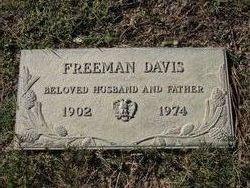 Freeman Brother Bones Davis