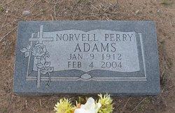 Norvell <i>Perry</i> Adams