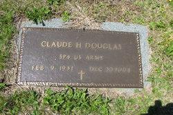 Claude Harrison Douglas