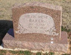 Helen Irene <i>Watson</i> Baker