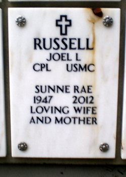 Sunne Rae Russell