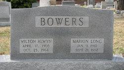 Marion Tilghman <i>Long</i> Bowers