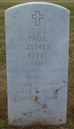 Paul James Otis