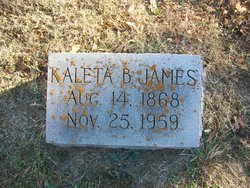 Kaleta B <i>O'Brien</i> James