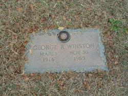 George R Winston