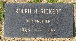 Ralph Adrian Rickert