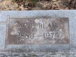 Acie Blair