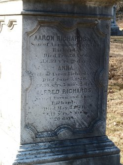 Anna M. <i>Gould</i> Richards