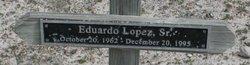 Eduardo Lopez, Sr