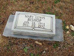 Mary <i>Lewis</i> Bishop
