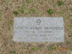 George Wesley Brinsfield, Sr