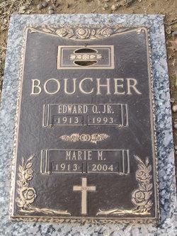 Marie <i>McCormick</i> Boucher