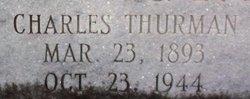 Charles Thurman Grinstead