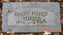 Daisy <i>Fisher</i> Adkins