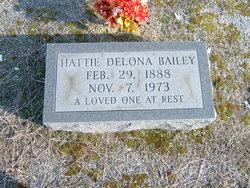 Hattie Delona <i>Parrish</i> Bailey
