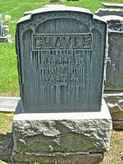 Mary E <i>Peter</i> Graves