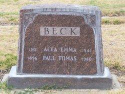 Alta Emma Beck