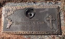 Hazeline <i>Abee</i> Cox