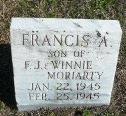 Francis Allen Moriarty