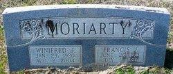 Winifred Mae <i>Jones</i> Moriarty